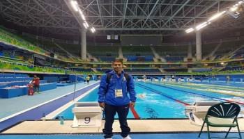 6ος Παραολυμπιονίκης στα 100μ πρόσθιο SB13, ο Γεράσιμος Λιγνός.